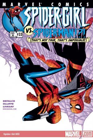 Spider-Girl #33