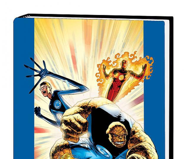 Ultimate Fantastic Four Vol. 2 (Hardcover)