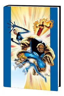 Ultimate Fantastic Four Vol. 2 (Hardcover)