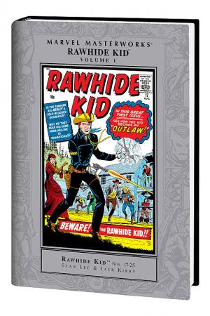 Marvel Masterworks: Rawhide Kid Vol. (Hardcover)