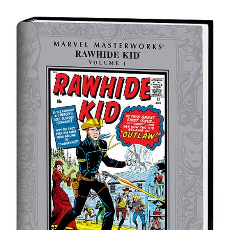 Marvel Masterworks: Rawhide Kid Vol. (Hardcover)