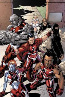 New X-Men: Hellions #1