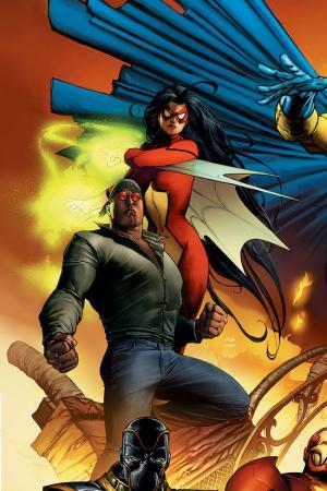 New Avengers #5  (ADI GRANOV VARIANT)