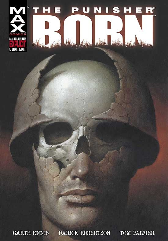 Punisher: Born (Trade Paperback)