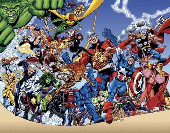 Avengers Assemble (Hardcover)