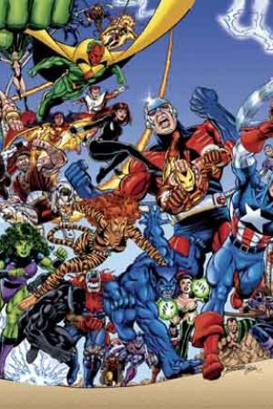 Avengers Assemble (2004)