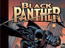 BLACK PANTHER VOL. II: ENEMY OF THE STATE TPB #0