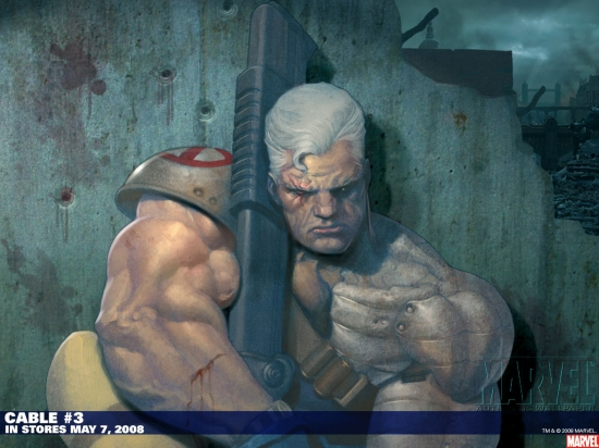 Cable (1993) #3 Wallpaper