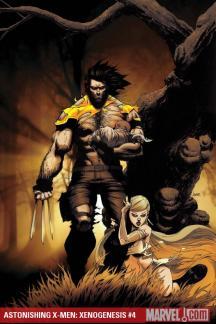 Astonishing X-Men: Xenogenesis #4