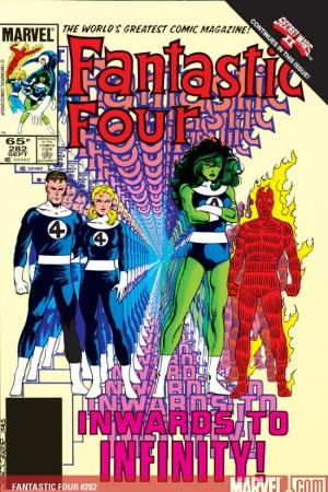 Fantastic Four (1961) #282
