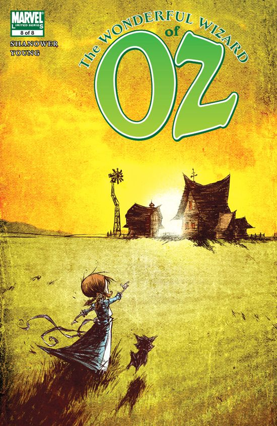 The Wonderful Wizard of Oz (2008) #8