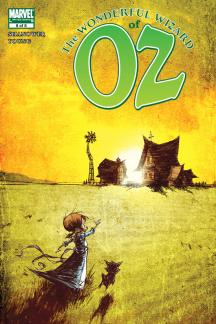 The Wonderful Wizard of Oz #8