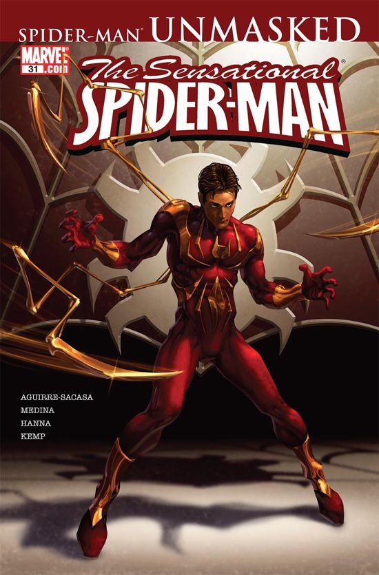 Sensational Spider-Man (2006) #31