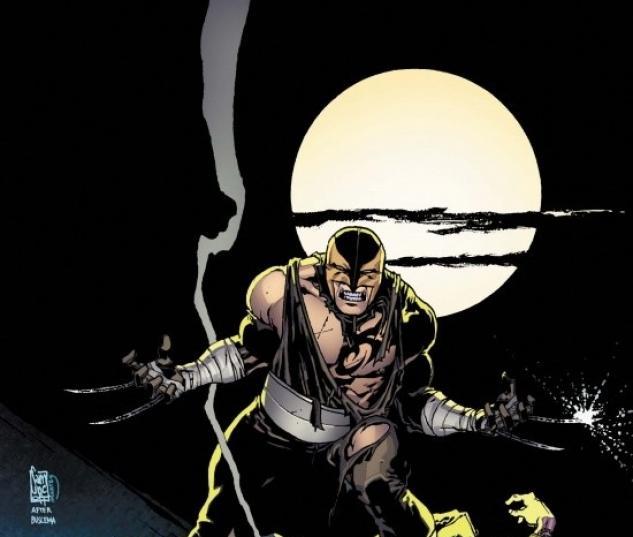 Daken: Dark Wolverine #7 cover by Giuseppe Camuncoli