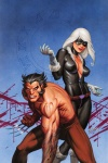 WOLVERINE & BLACK CAT:  CLAWS 2 #1 cover