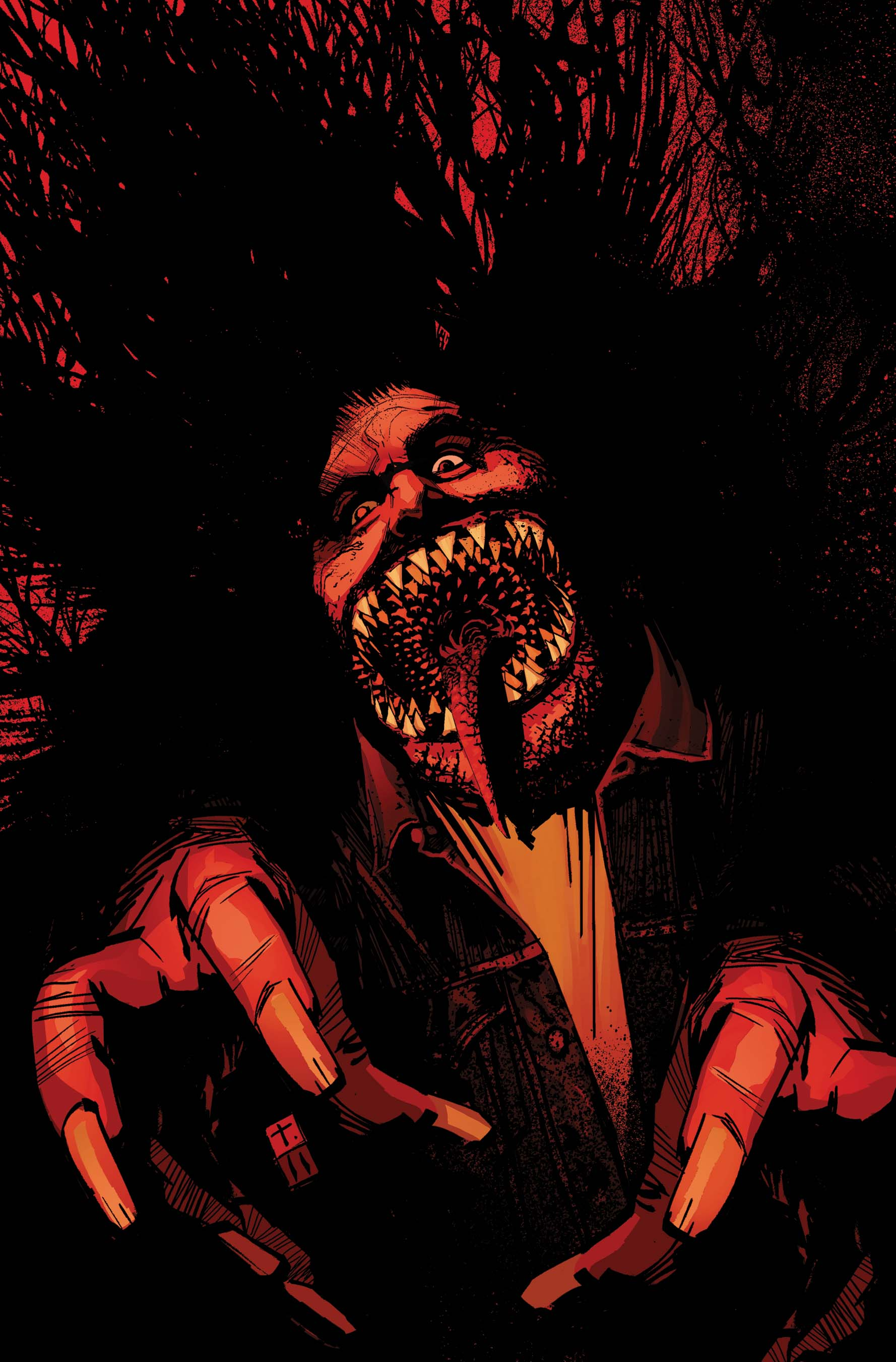 The Stand: The Night Has Come (2011) #1