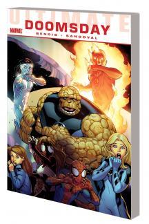 Ultimate Comics Enemy (Trade Paperback)