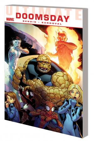 Ultimate Comics Enemy (Trade Paperback)