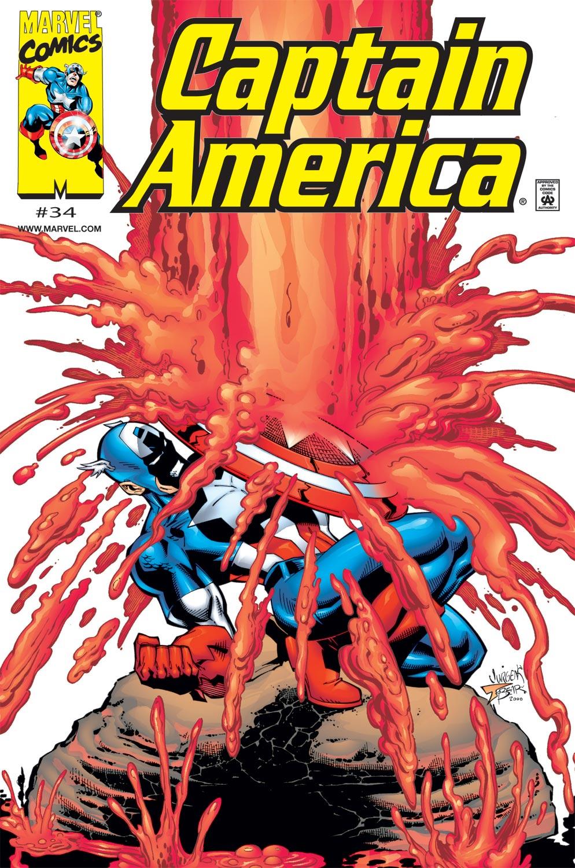 Captain America (1998) #34