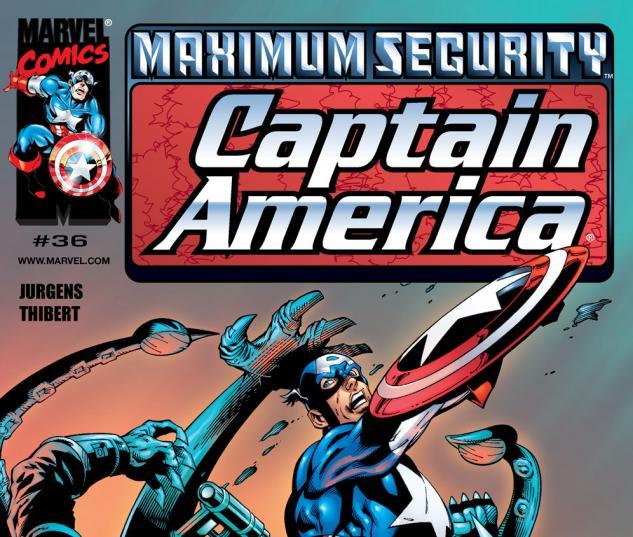 Captain America (1998) #36