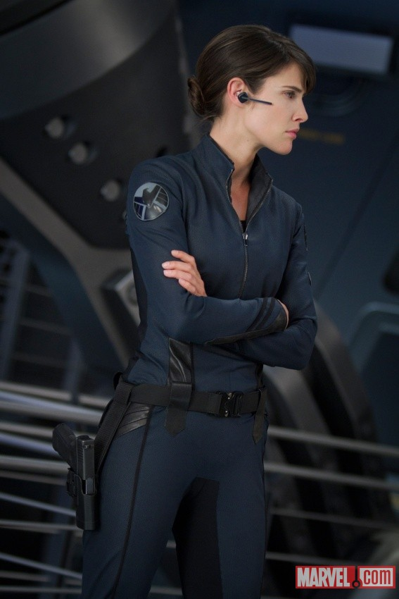 Cobie Smulders Hulk Porn - The Official Maria Hill/Cobie Smulders Thread [Archive] - The SuperHeroHype  Forums