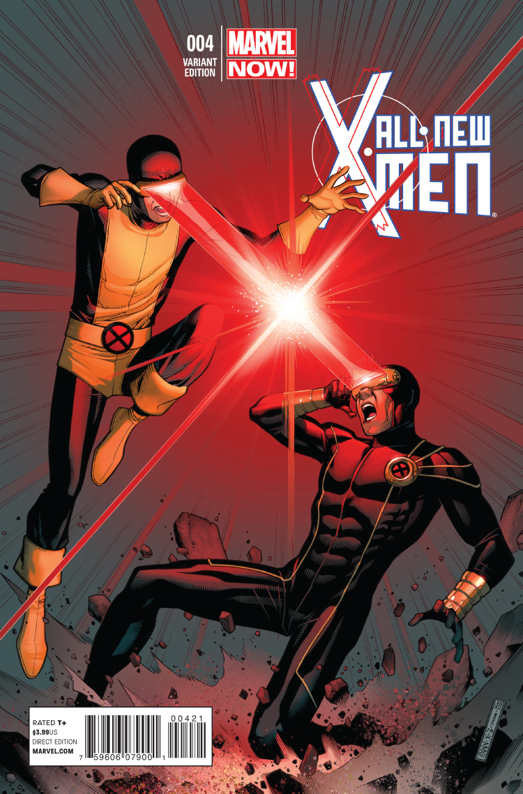All-New X-Men (2012) #4 (Cheung Variant)