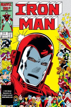Iron Man (1968) #212
