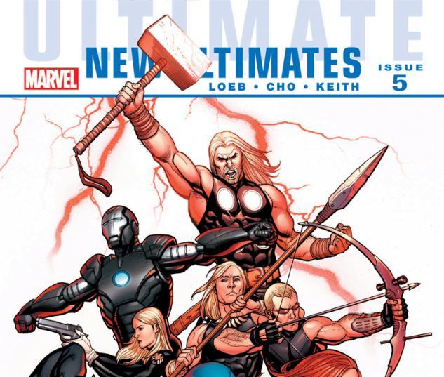 All-New Ultimates #5 Marvel Comics