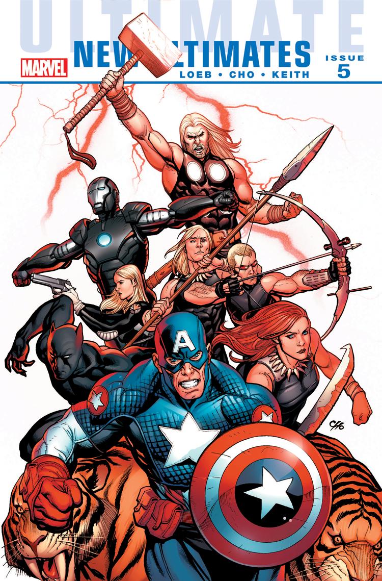 Ultimate Comics New Ultimates (2010) #5