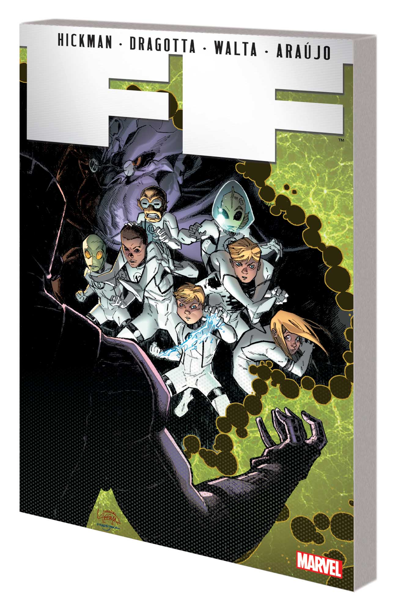 Ff by Jonathan Hickman Vol. 4 (Trade Paperback)