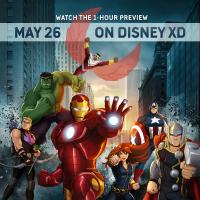 Sign Up for the Marvel's Avengers Assemble Liveblog