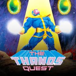 The Thanos Quest (1990)