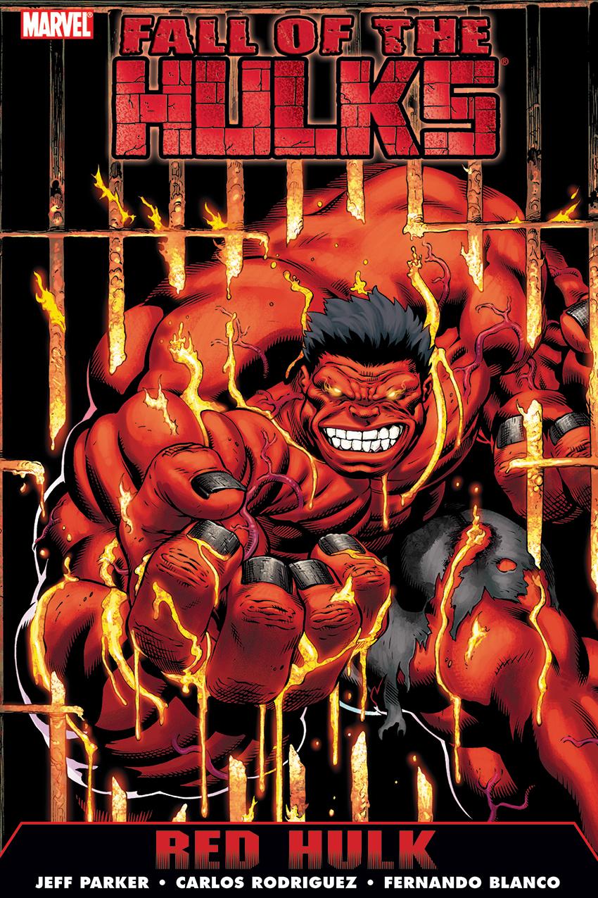 Hulk: Fall of the Hulks - Red Hulk (Trade Paperback)