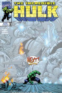 Incredible Hulk #463