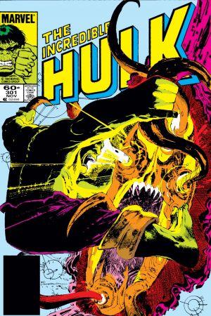 Incredible Hulk (1962) #301