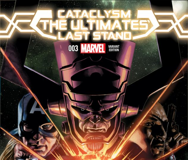 CATACLYSM: THE ULTIMATES' LAST STAND 3 SUAYAN VARIANT (WITH DIGITAL CODE)
