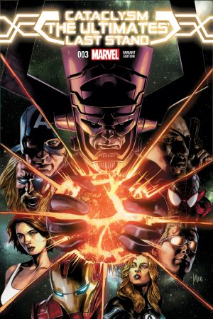 Cataclysm: The Ultimates' Last Stand (2013) #3 (Suayan Variant)