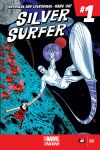SILVER SURFER 1 (ANMN, WITH DIGITAL CODE)