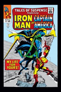 Tales of Suspense #73