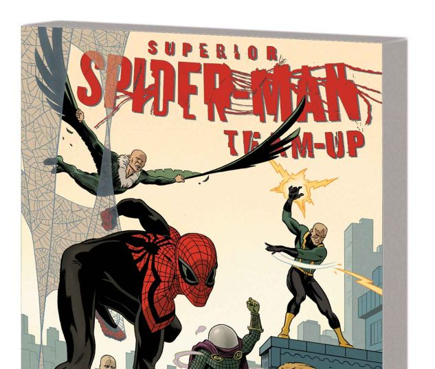 SUPERIOR SPIDER-MAN TEAM-UP VOL. 2: SUPERIOR SIX TPB (MARVEL NOW)