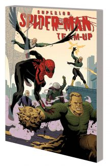 Superior Spider-Man Team-Up: (Issues 7-12) (Trade Paperback)