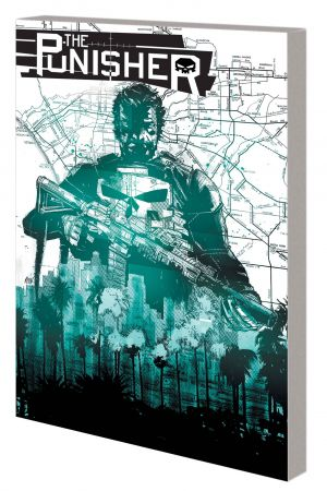 The Punisher Vol. 1: Black and White (Trade Paperback)