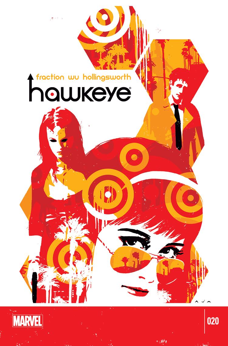 Hawkeye (2012) #20