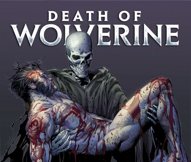 DEATH OF WOLVERINE 4 (WITH DIGITAL CODE)