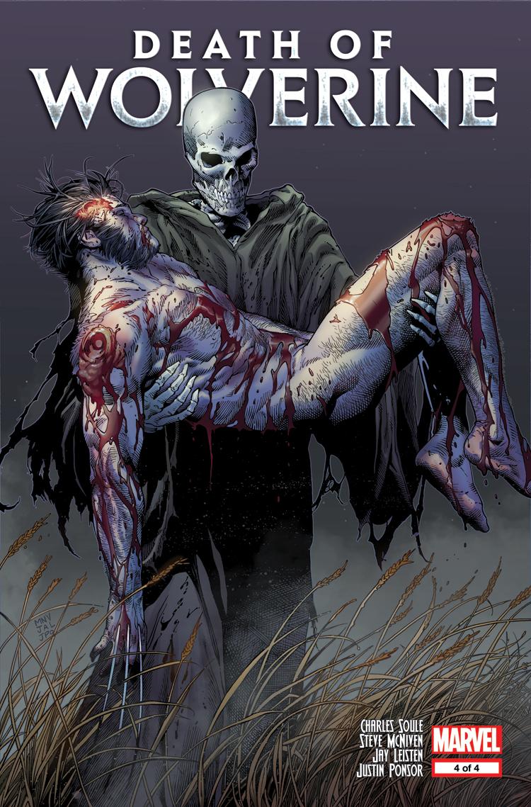 Death of Wolverine (2014) #4