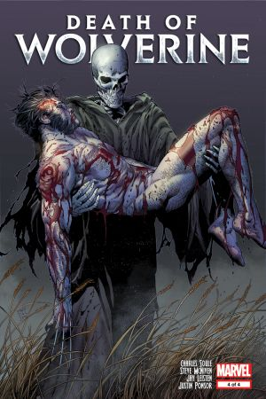 Death of Wolverine (2014) #4