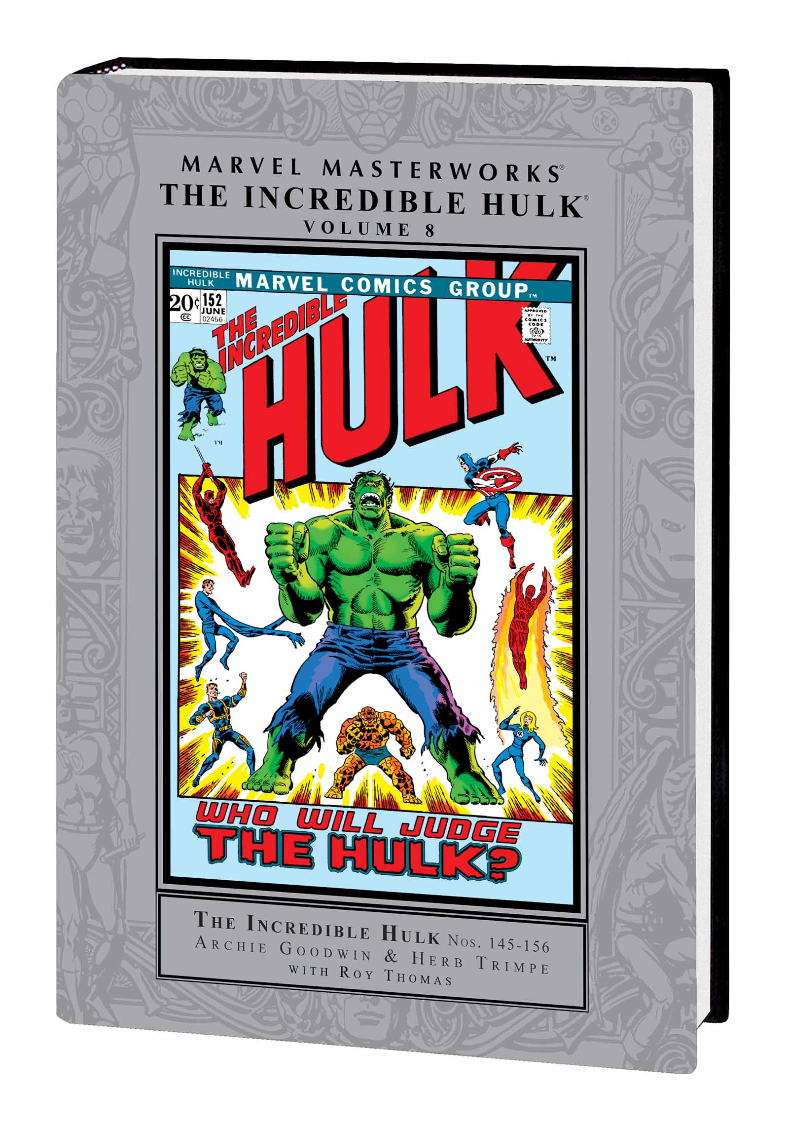 Marvel Masterworks: The Incredible Hulk (Hardcover)