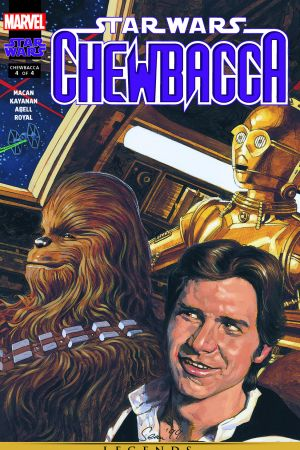 Star Wars: Chewbacca #4