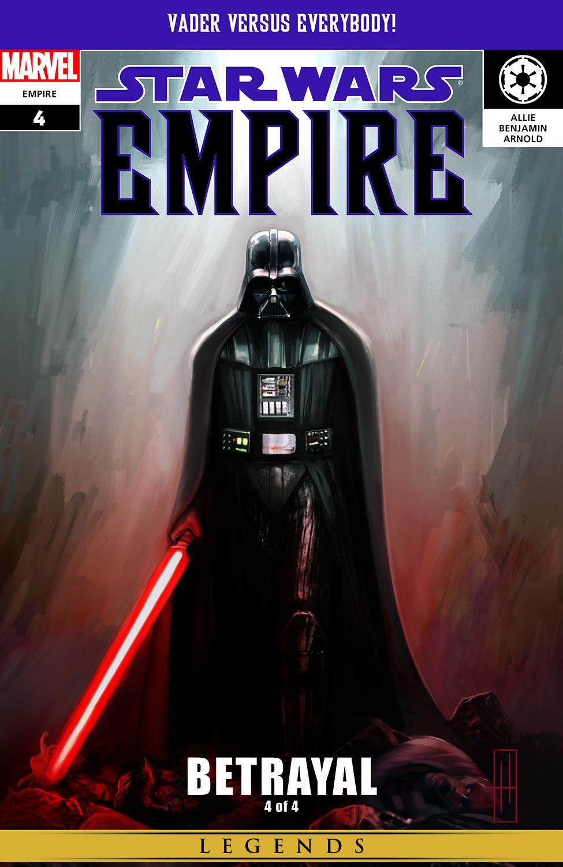 Star Wars: Empire (2002) #4