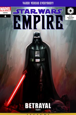 Star Wars: Empire #4